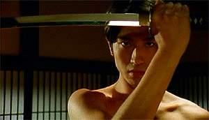 Il giovane Riki Fudoh